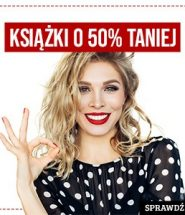Książki o 50% taniej w TaniaKsiazka.pl. Sprawdź >>