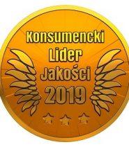 TaniaKsiazka.pl - Konsumencki Lider jakości 2019