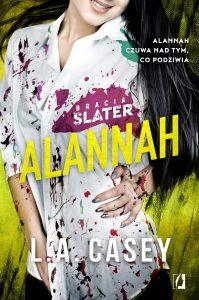 Alannah - zobacz na TaniaKsiazka.pl