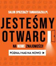 Nowy salon sprzedaży TaniaKsiazka.pl!