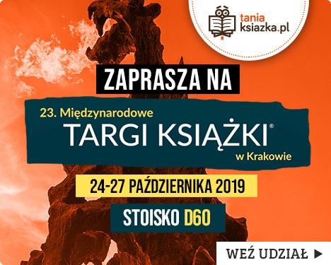 TaniaKsiazka.pl na Targach Książki w Krakowie >>