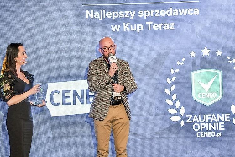 Łukasz Kierus, właściciel TaniaKsiazka.pl