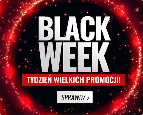 Black Week 2019 w TaniaKsiazka.pl czas start - Łap tanie książki w czarnych cenach!
