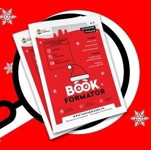 Już jest świąteczny BookFormator! Sprawdź >>