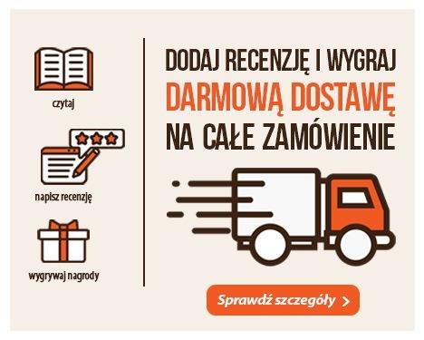 Konkurs na recenzje miesiąca w TaniaKsiazka.pl - dowiedz się więcej >
