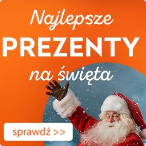 Najlepsze pomysły na świąteczne prezenty w TaniaKsiazka.pl