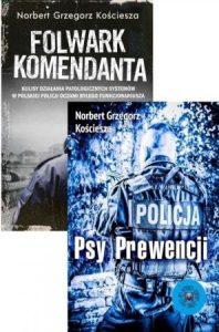 Psy prewencji i Folwark komendanta - sprawdź na TaniaKsiazka.pl
