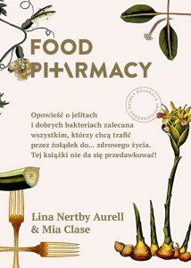 Food pharmacy - zobacz na TaniaKsiazka.pl