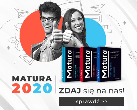 Matura 2020 - zdaj się na nas i... zdaj!