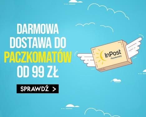 Darmowa dostawa w TaniaKsiazka.pl - sprawdź >