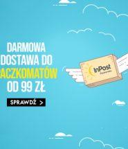 Darmowa dostawa w TaniaKsiazka.pl - sprawdź!
