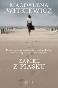 Zamek z piasku - kup na TaniaKsiazka.pl