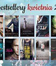 Bestsellery kwietnia 2020 w TaniaKsiazka.pl