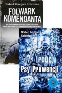 Psy prewencji, Folwark komendanta - kup na TaniaKsiazka.pl