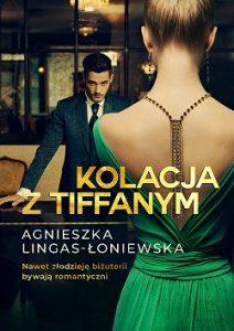 Kolacja z Tiffanym - zobacz na TaniaKsiazka.pl