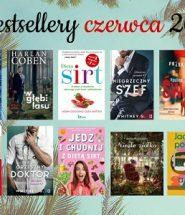 Bestsellery czerwca 2020 w TaniaKsiazka.pl
