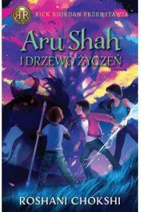Aru Shah i Drzewo Życzeń