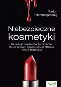 Niebezpieczne kosmetyki - kup na TaniaKsiazka.pl