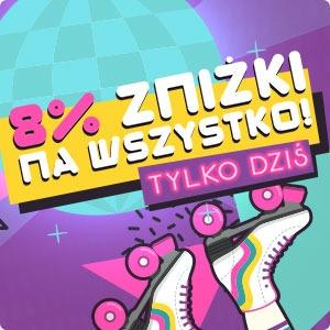 14 urodziny TaniaKsiazka.pl - złap kod zniżkowy!