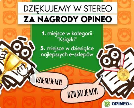 TaniaKsiazka.pl w rankingu Opineo.pl