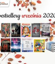 Bestsellery września TaniaKsiazka.pl – sprawdź!