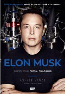 Elon Musk - sprawdź na TaniaKsiazka.pl