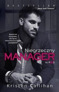 Niegrzeczny manager - kup na TaniaKsiazka.pl