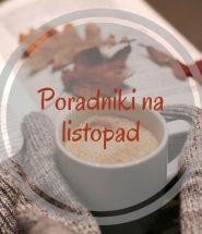 Poradniki na listopad - sprawdź na TaniaKsiazka.pl