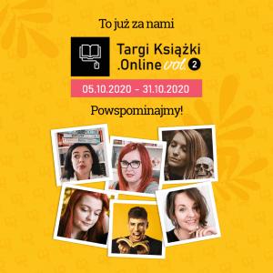 TargiKsiazki.Online vol.2 - podsumowanie! TargiKsiazki.Online.pl