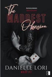 The maddest obsession - zobacz na TaniaKsiazka.pl