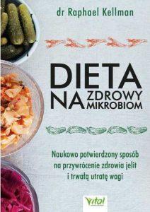 Dieta na zdrowy mikrobiom - kup na TaniaKsiazka.pl