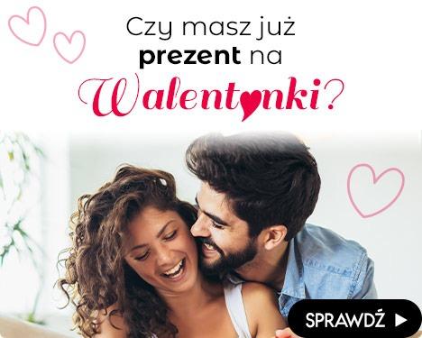 Prezent na Walentynki Sprawdź na TaniaKsiazka.pl >>