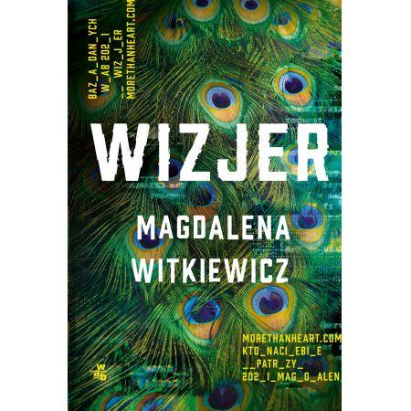 Wizjer - zapowiedź nowej książki Magdaleny Witkiewicz