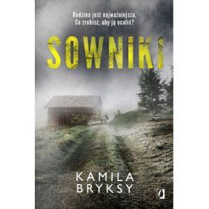 Kamila Bryksy Sowniki Kryminalny kwiecień - zestawienie książek