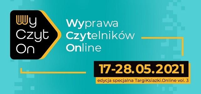 Kierunek WyCzytOn, czyli edycja specjalna TargówKsiążki.Online