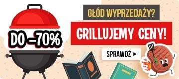 Książkowe promocje na weekend na TaniaKsiazka.pl >>