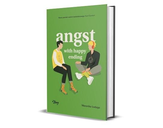 Angst with happy ending - okładka książki