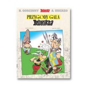 Albert Uderzo Rene Goscinny Przygody Gala Asteriksa. Wydanie jubileuszowe