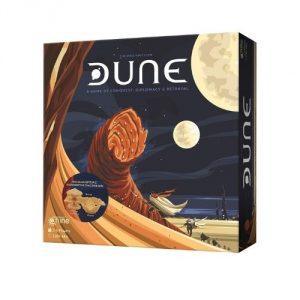 Gra planszowa Dune Rebel