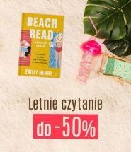 Letnie czytanie do -50% Letnie czytanie