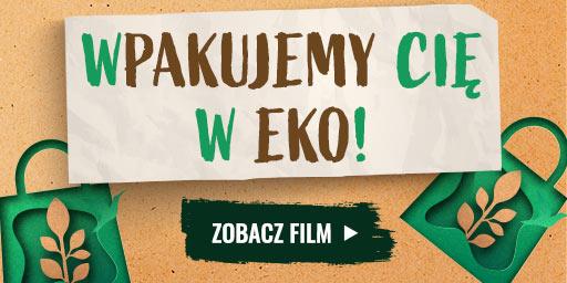 Tania Książka pakuje less waste