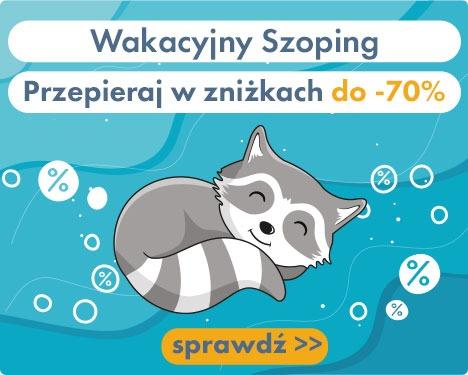 Wakacyjny Szoping Sprawdź na TaniaKsiazka.pl >>