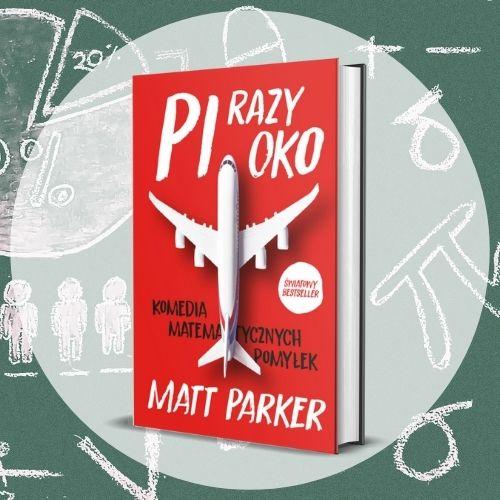 Książka Pi razy oko bestseller o matematyce - okładka