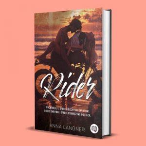 Rider Anny Langer - nowa powieść erotyczna