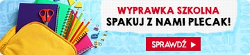 WYprawka szkolna do -40% na TaniaKsiazka.pl >>