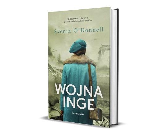 Wojna Inge - powieść historyczna oparta na faktach