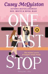 One Last Stop - romans