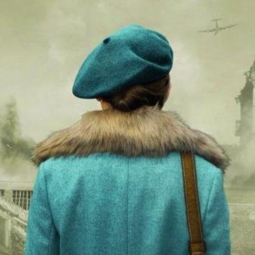 Wojna Inge - powieść o wojnie - fragment okładki