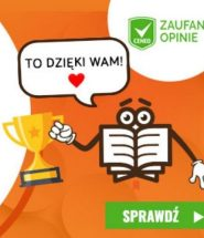 TaniaKsiazka.pl w rankingach 2021 Ceneo i Opineo