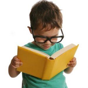 czytające dzieci
